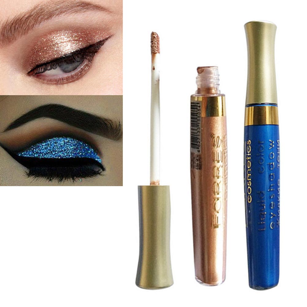 Colorful Eyeshadow Star Series Pearlescent Eyeshadow Shiny Makeup Bright Colorful Makeup YF2018