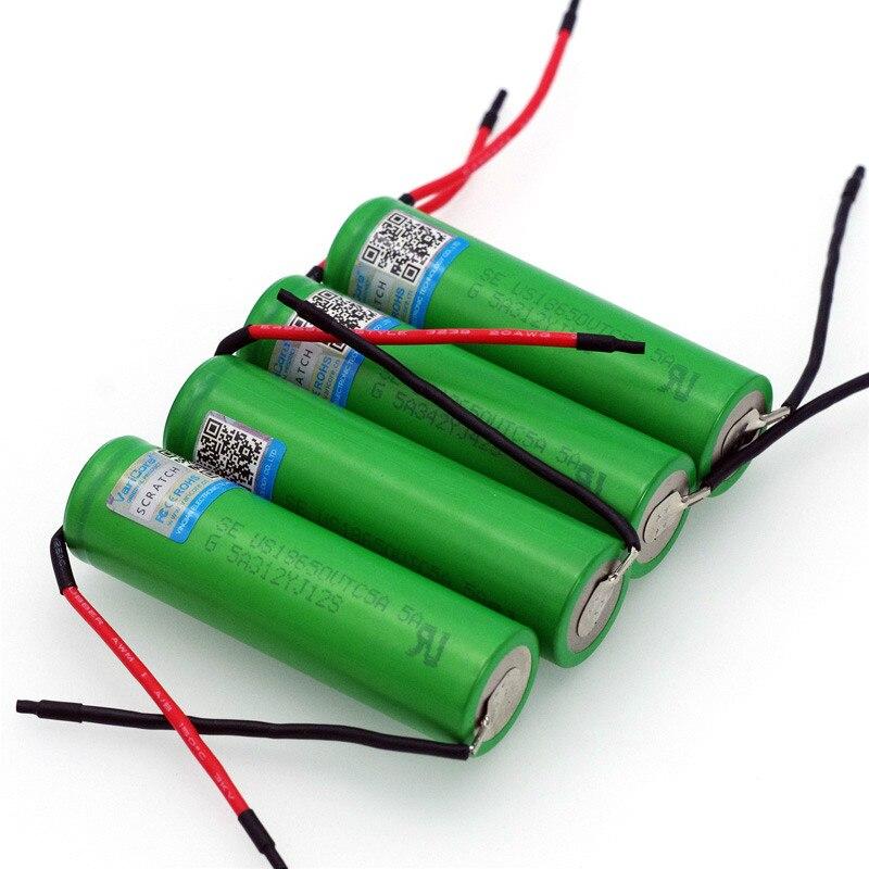 1-6PCS VariCore US18650 VTC4 2100mAh 18650 3.6V lithium batt