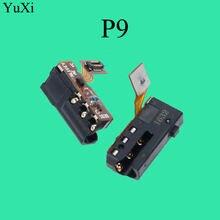 Шлейф для наушников yuxi huawei ascend p9 запасные части замены