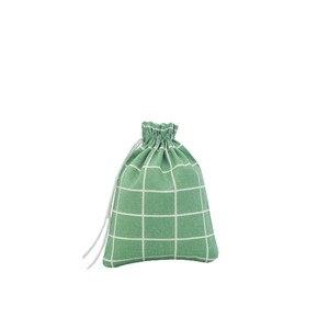 Image 4 - Polyester coton panier de rangement voyage lavage poche chaussure tissu organisateur panier pochette mode pratique stockage panier 2019 nouveau