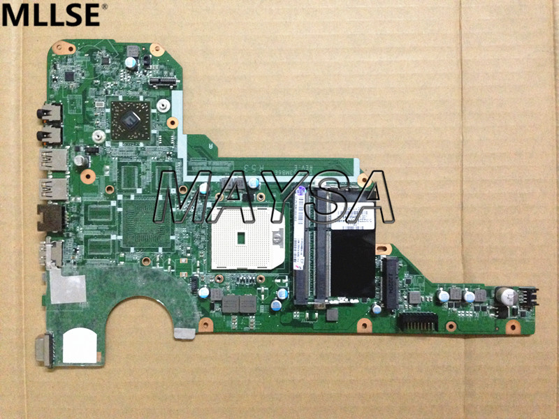 683029-501 683029-001 Main Board Fit For Hp Pavilion G4 G6 G7 G4-2000 G6-2000 Laptop Motherboard Socket FS1 DDR3 639521 001 g6 g6 1000 connect with printer motherboard full test lap connect board
