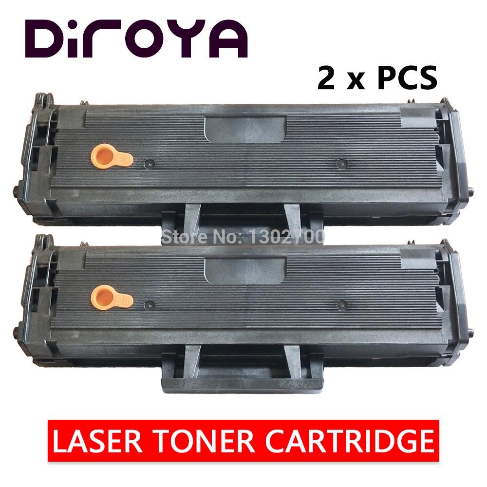 2PCS mlt-d101s mlt d101s 101s 101 d101 toner cartridge for Samsung ML-2160 ML- 2165 2164 2168W SCX 3400 3405 3407 SF-760P powder compatible 101s toner cartridge for samsung mlt d101s series scx 3400f scx 3400fw scx 3405f scx 3405fw sf 761 toner grade a