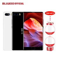 Bluboo S1 5,5 ''смартфон FHD MTK6757 Octa Core Full Дисплей 4G B Оперативная память 6 4G B Встроенная память Android 7,0 Dual сзади Камера 4G мобильный телефон OTG