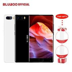 Bluboo S1 5.5'' FHD Smartphone MTK6757 Octa Core Full Display 4GB RAM 64GB ROM Android 7.0 Dual Rear Camera 4G Mobile Phone OTG