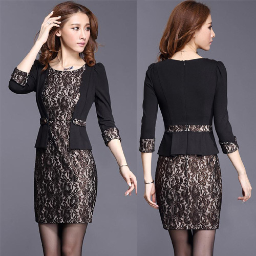 2014 Fashion Dresses for Work