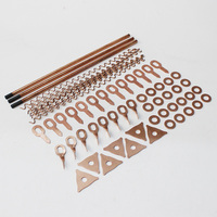 dent removal system straight oval pull rings twisted tri hook washers triangle plates dent repair wiggle wire spot welding gun