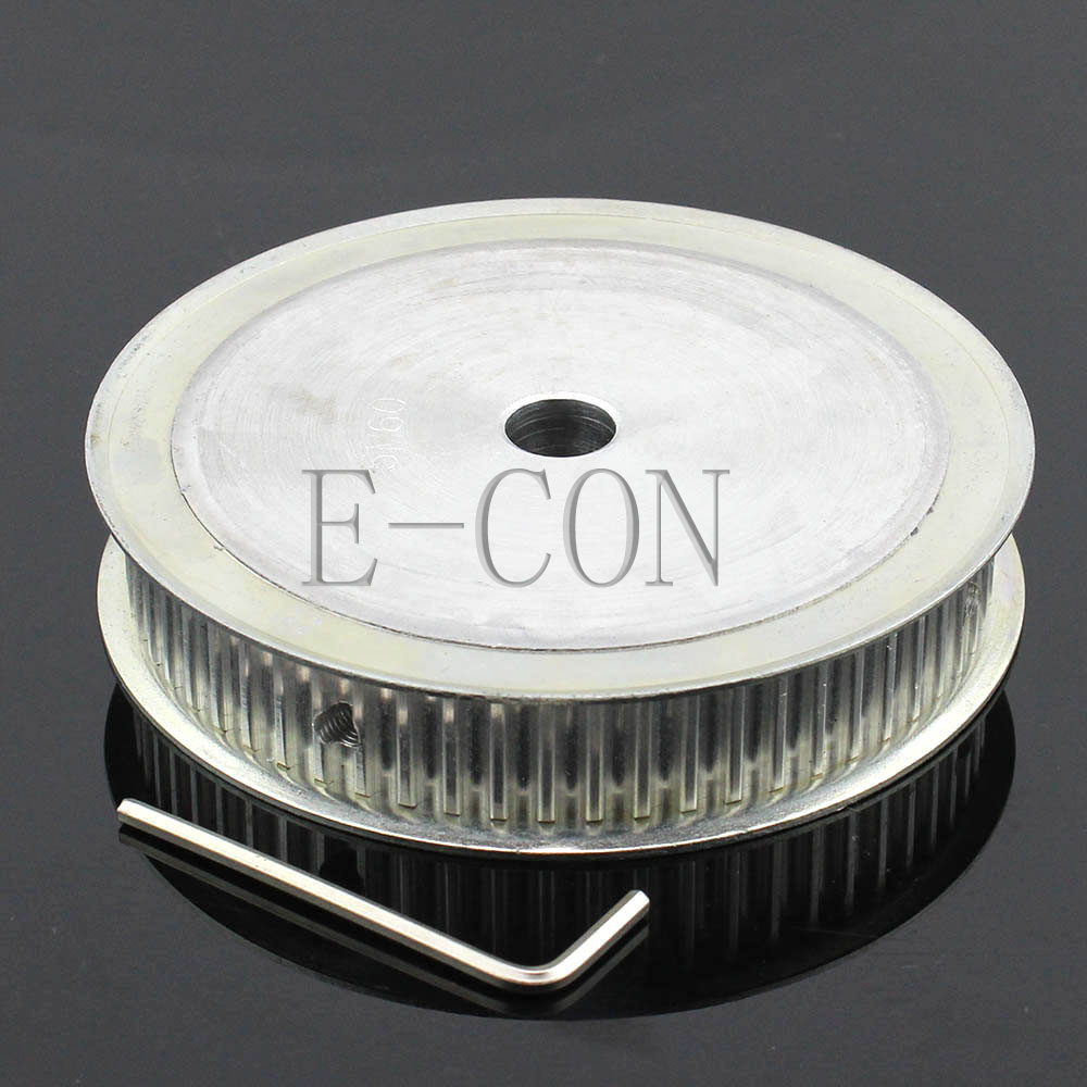 1pcs HTD5M Aluminum Timing Belt Pulley 60Teeth 8mm/10mm/12mm/15mm/20mm/6mm/14mm/16mm/17mm/19mm/25mmBore 16mm width Stepper Motor1pcs HTD5M Aluminum Timing Belt Pulley 60Teeth 8mm/10mm/12mm/15mm/20mm/6mm/14mm/16mm/17mm/19mm/25mmBore 16mm width Stepper Motor