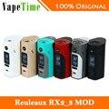 Оригинал Wismec Reuleaux RX2/3 ТС Мод 150 Вт 200 Вт Окно Мод обновление Прошивки Reuleaux RX2-3 RX23 Жидкостью Vape Mod VS RX200S RX300 Mod