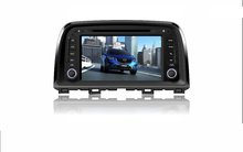 S190 touch screen android 7.1 car dvd player for Mazda CX-5 wifi/3G device mirror link best selling DVR gps car stereo radio