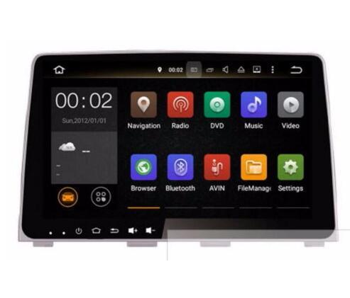 9 Octa Core Android 8 0 Car font b GPS b font radio Navigation for Hyundai