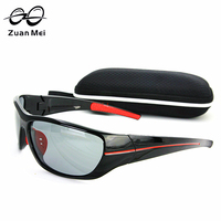 Zuan Mei Hot Sale Quality Polarized Sunglasses Men Outdoor Sport Sun Glasses For Driving Fishing Gafas