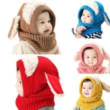 23 Styles Kids Winter Hats Girls Boys Children Crochet Warm Caps
