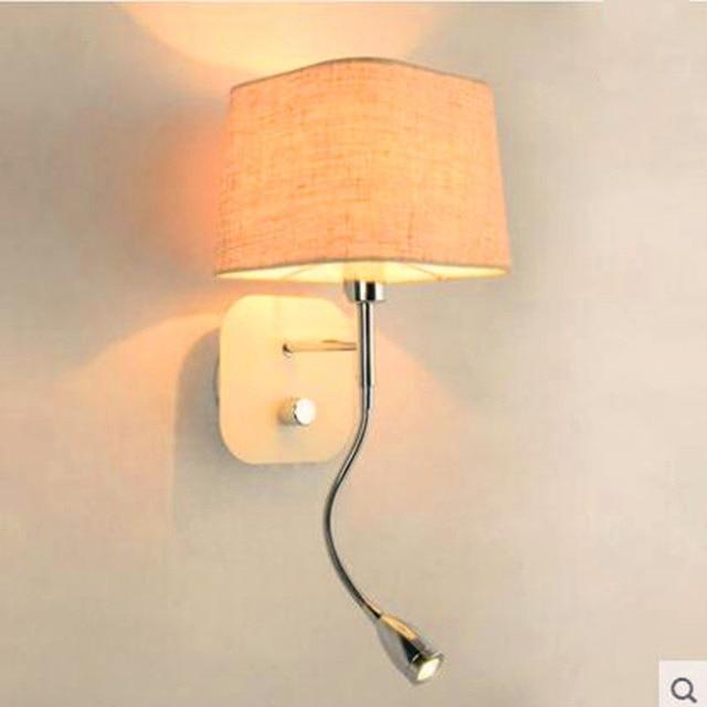 wandleuchten moderne integrierte hotel flexible gef hrte. Black Bedroom Furniture Sets. Home Design Ideas