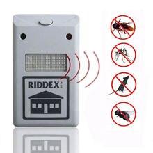 مقبس الاتحاد الأوروبي 1 قطعة جهاز منزلي يعمل بالموجات فوق الصوتية ريدديكس جهاز إلكتروني للقضاء على الآفات والقوارض مبيد الحشرات
