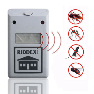 Image 1 - EU plug 1pcs  Home Electro Magnetic Ultrasonic Riddex Electronic Pest Rodent Repeller Mouse Mosquito Insect