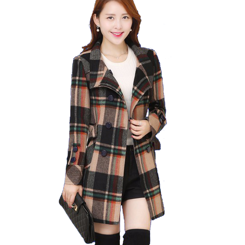 03385e0aceb85 2016-Women-s-autumn-and-winter-wool-woolen-jacket-new-Korean-double-breasted-plaid-big-yards.jpg