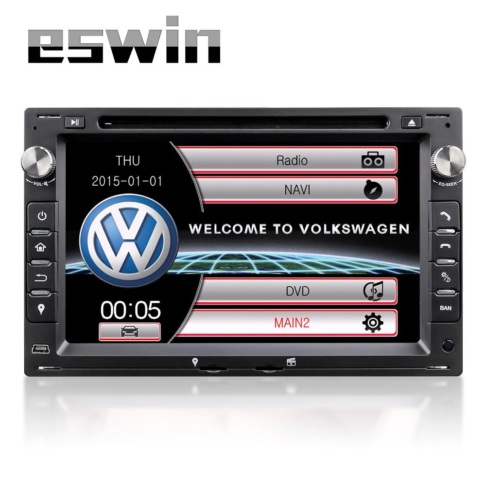Car DVD Player GPS Radio Navigation For VW Passat Golf Seat Alhambra Ibiza Leon Toledo Skoda