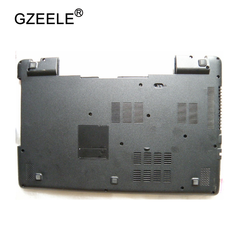 GZEELE new Bottom Case Base Cover Replacement For Acer for Aspire E5-511 E5-521 E5-571 E5-571G V3-572 shell D cover lower case new original laptop bottom base case cover for acer aspire emachines e640 e730 series base ap0ca000510 d shell top