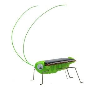 Wecute мини-набор, новинка, Детская солнечная энергия, мощный паук, таракан, Мощный Робот, жук, кузнечик, образовательный гаджет, детская игрушк...