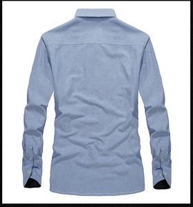 Image 3 - Self Defense Tactical SWAT Gear Anti Cut Knife Cut Resistant Shirts Anti Stab Proof long Sleeves Men Shirt Security Clothing