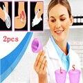(S + L) 2 шт. Женской гигиены влагалища уход/lady менструальный чашки/альтернатива тампоны медицинский силикон чашки Безопасности lady кубок