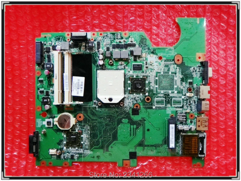 577065-001 for HP CQ61 G61 NOTEBOOK for HP Compaq Presario G61 CQ61 Laptop Motherboard Notebook for DDR2 Integrated DAOOP8MB6D1 original 577067 001 for hp compaq presario cq61 motherboard laptop board 100