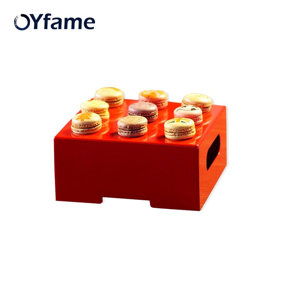 OYfame Macaron Halter Für Kaffee Druck Maschine Für Gelee Cappuccino Macaron Druck