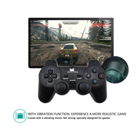 Vibration Joystick Wired USB PC Controller For PC Computer Laptop For WinXP/Win7/Win8/Win10 For Vista Black Gamepad 2