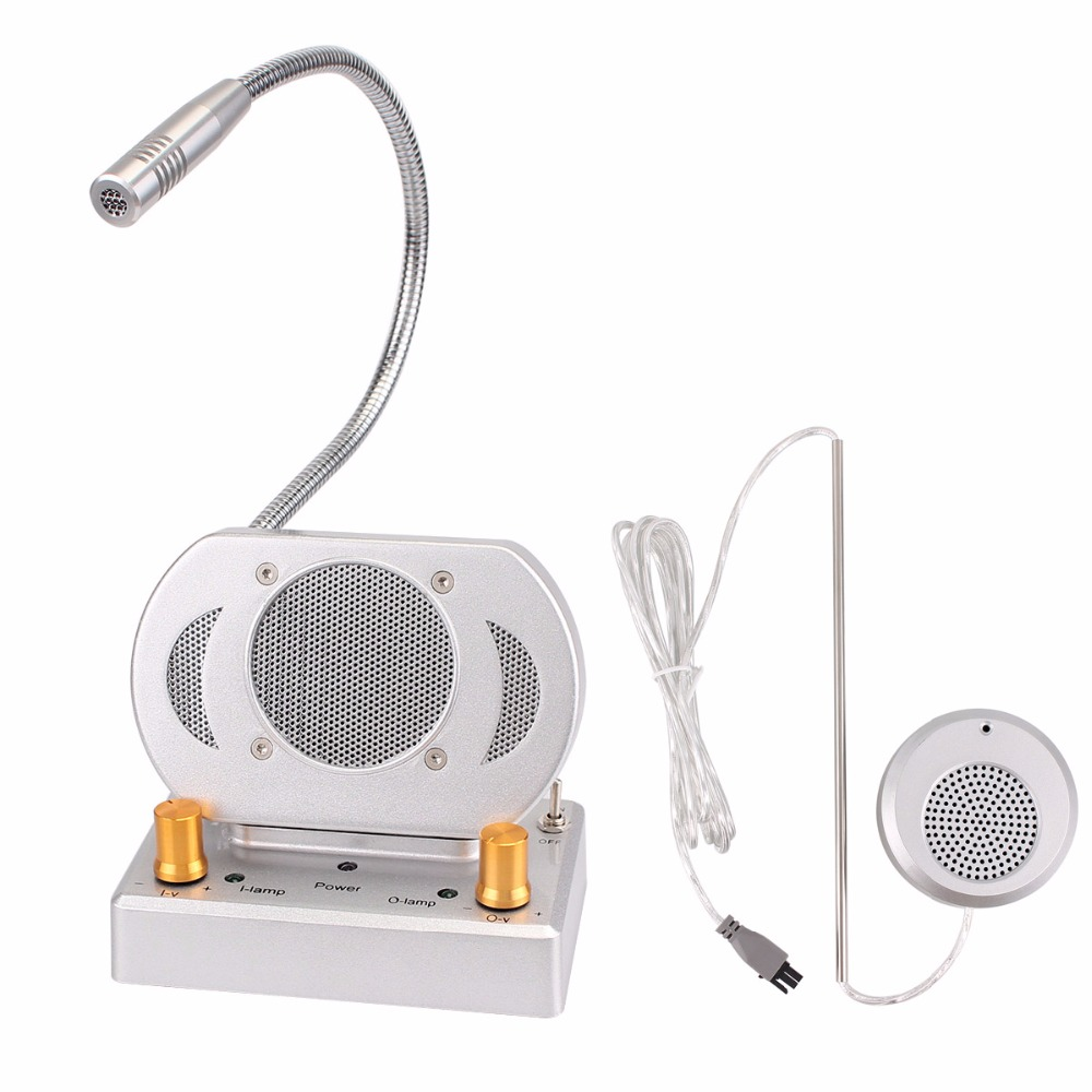 Dual-way Window Intercom Counter Interphone System for Bank Hospital Bus/Train/Railway Station Calling System F3332D two way cash window non visual intercom between the master and substation e361