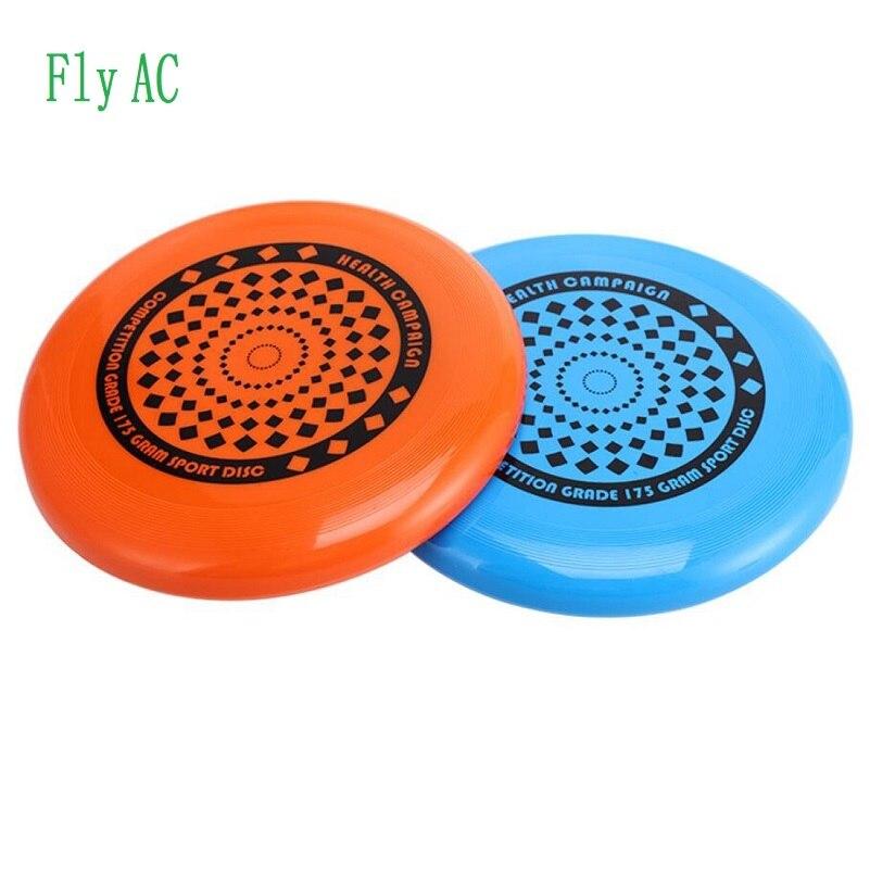 1 unidades profesional 175g 27 cm último disco de vuelo platillo volante ocio al aire libre juguetes hombres mujeres niños Juego al aire libre juguetes