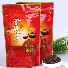 Black Tea Tea New Tea Jin Junmei Tea 500g Scattered In Bags Luzhou Type Wuyi Mount Jin Jun Mei Mei Aroma(China)