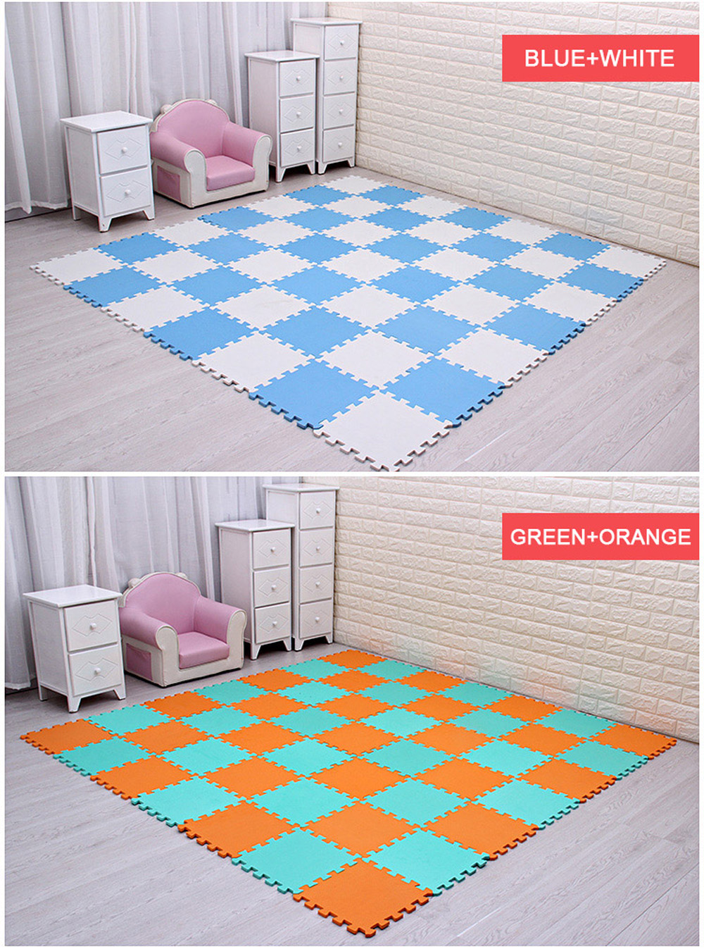 HTB1V7fOrQ9WBuNjSspeq6yz5VXaJ Newest 9/18pcs/set EVA Children's Foam Carpet Mosaic floor Puzzle Carpet Baby Play Mat Floor Developing Crawling Rugs Puzzle Mat