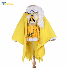 New Arrivel Pokemon Jolteon Gaun Cosplay  costume custom any size free shipping
