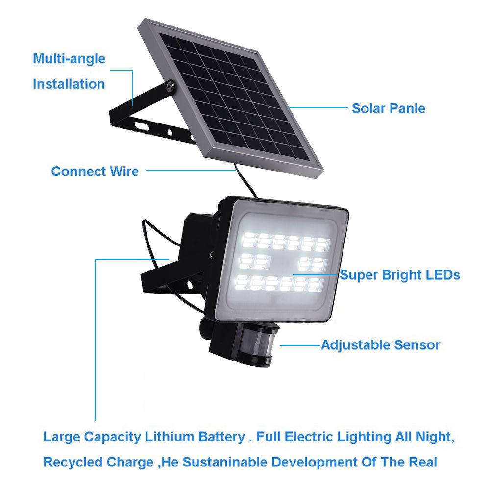 lampada de iluminacao luz solar lampada led solar 02