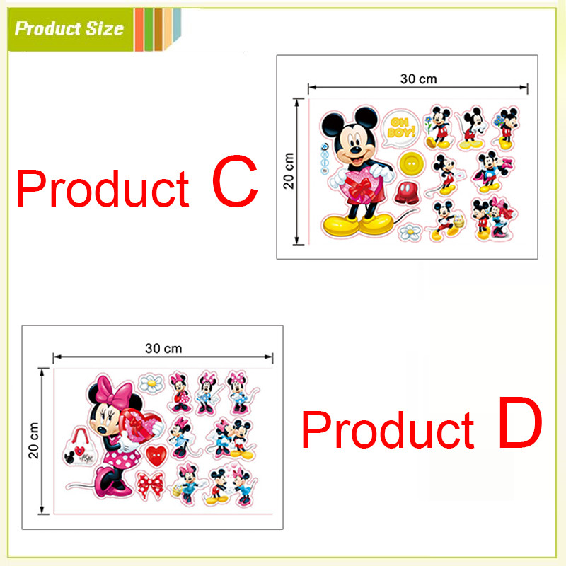 HTB1V7gDJVXXXXcdXXXXq6xXFXXXZ - Cartoon Mickey Minnie Mouse wall sticker for kids room