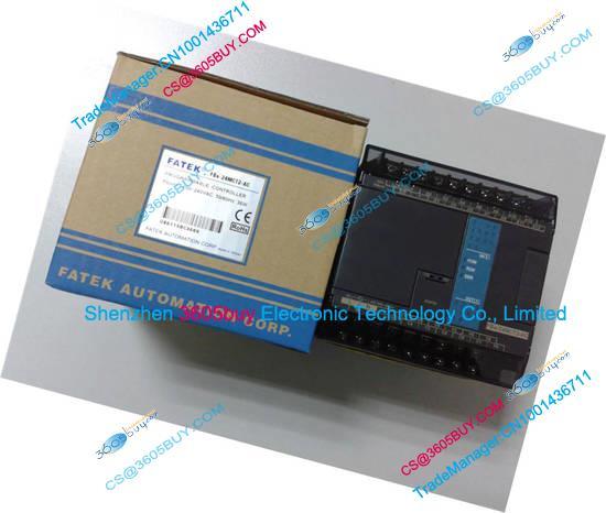 New Original FBs-32MCT2-AC PLC AC220V 20 DI 12 DO transistor Main Unit in box