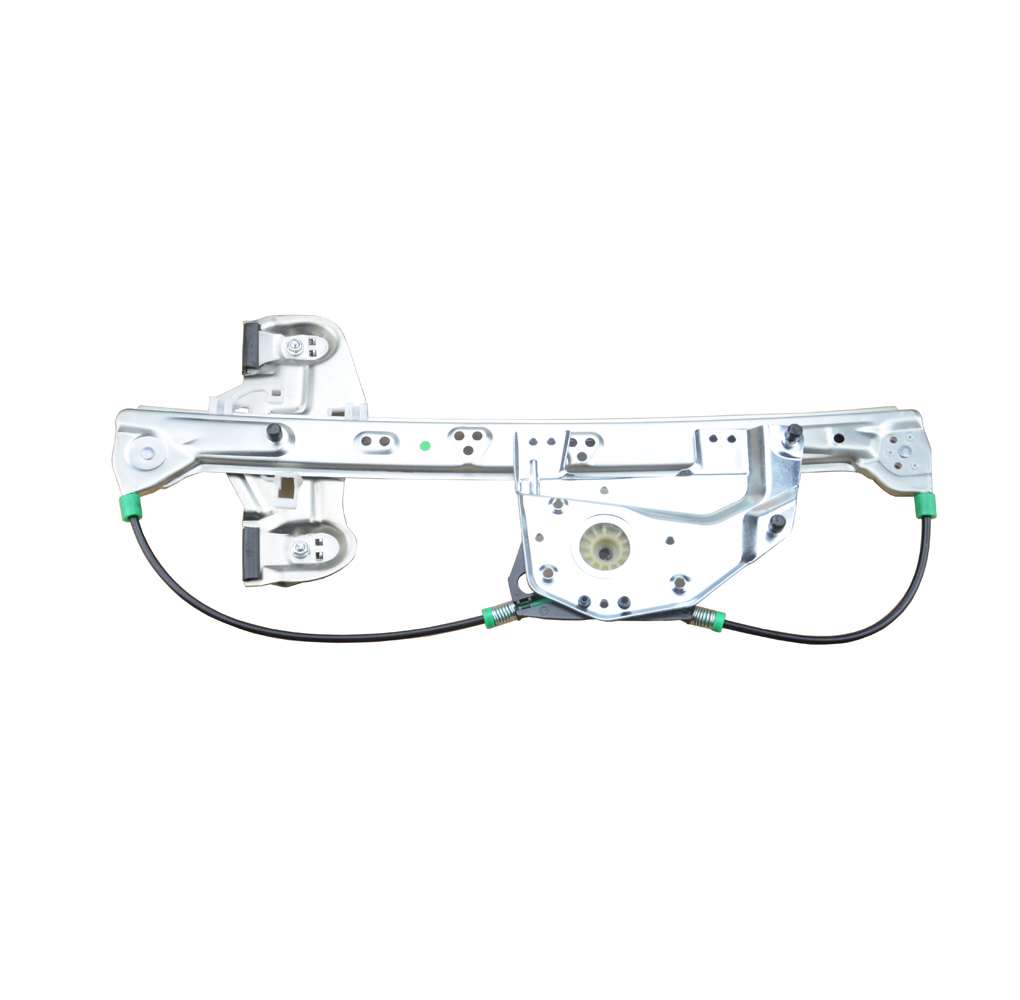 Power window regulator without motor for cadillac deville 2000 2001 2002 2003 2004 2005 rear right 740582 10393233 25737257