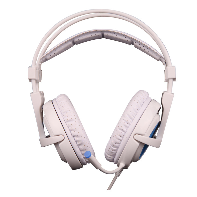 Sades A6 Gaming Headphones 7.1 Surround Sound Stereo USB Game Headset with Microphone Breathing LED Lights for PC Gamer (7)