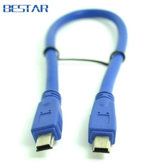 Mini Usb 30 Male To Mini Usb 30 Male Connector Wire Cord Mini