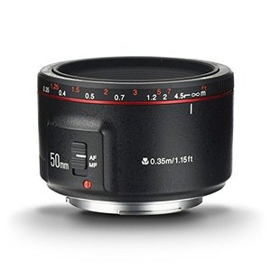 Image 5 - Objectif de caméra à effet Bokeh à grande ouverture YONGNUO YN50mm F1.8 II F1.8 pour Canon EOS 700D 750D 5D 600D DSLR