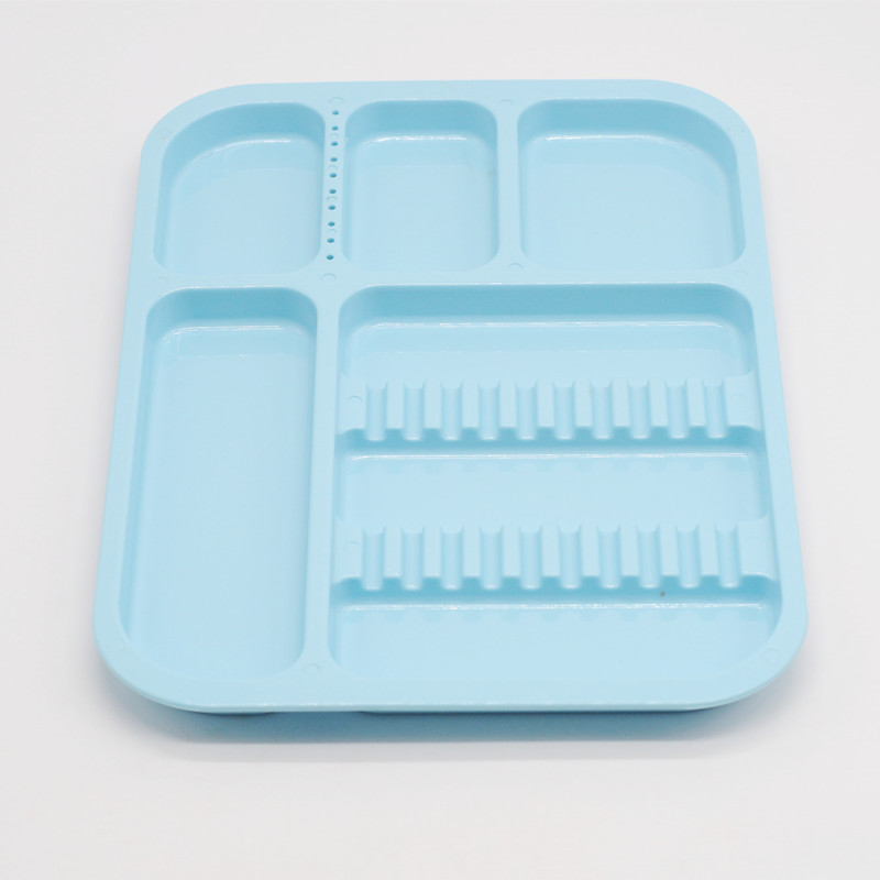 1 шт. стоматологическая клиника пункт разделенный отдельный тип лоток пластиковый инструмент Автоклавный