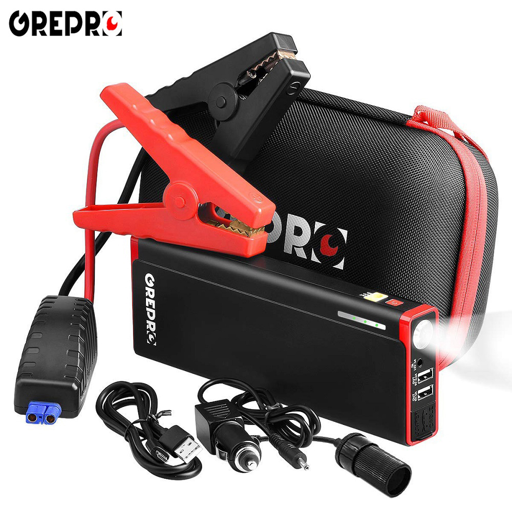 21000mAh Car Jump Starter 1500A Portable 12V External Car Battery Vehicle Emergency Battery Booster Multi-function Power Bank(China)