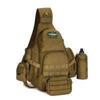Túi thể thao Ngoài Trời Cắm Trại Du Lịch Đi Bộ Quân Vai Ba Lô Chiến Thuật Leo Núi Bag Trường Rucksack 100% Brand New