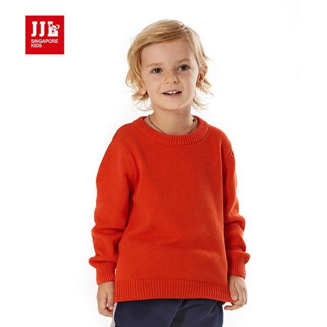 Мужской дети кашемир, хлопок с длинным рукавом рубашки основные свитер 100% хлопок soild цвет зимой свитер мальчики свитер размер 4-15y