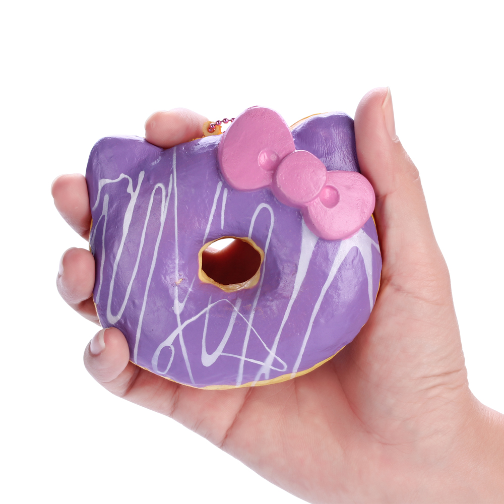 Hello Kitty Donut Squishy Size : Online Buy Wholesale hello kitty donut squishy from China hello kitty donut squishy Wholesalers ...