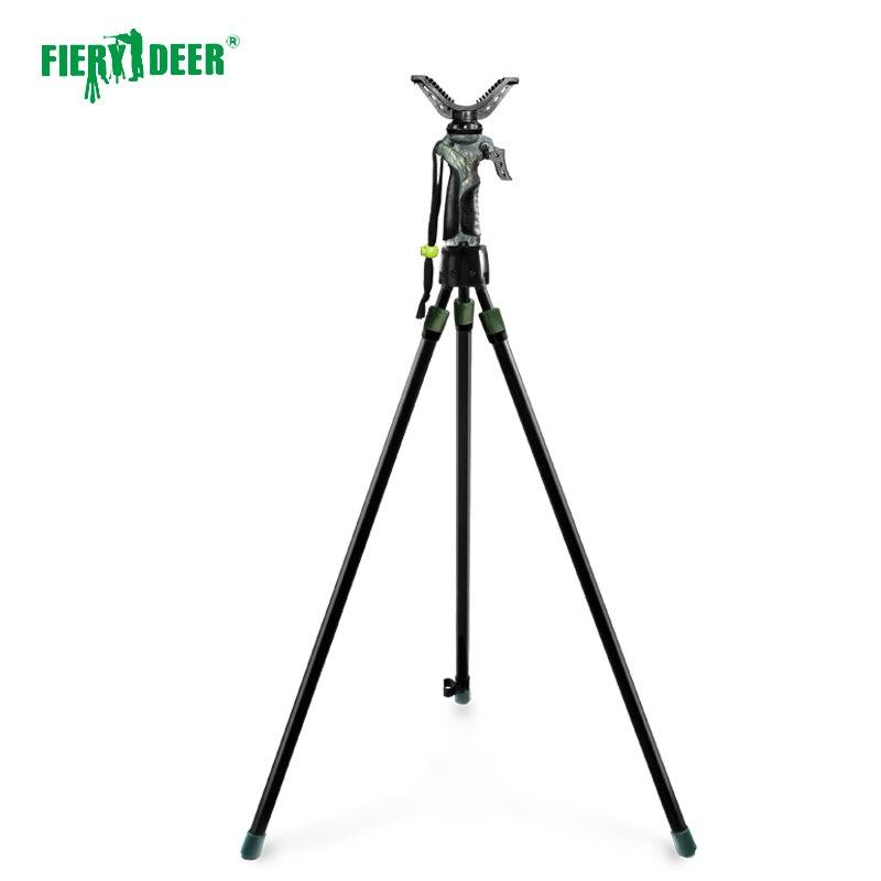 Fiery Deer Tripod Stick  Camera Scopes Binoculars Hunting Stick Shooting Stickshoot DX-004-02GEN3