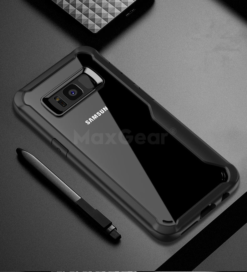For Samsung Galaxy S8 S9 Plus Note 8 9 Full Cover Case Silicone Clear Armor for Samsung J3 J5 J7 2017 Pro J4 J6 Plus J8 2018