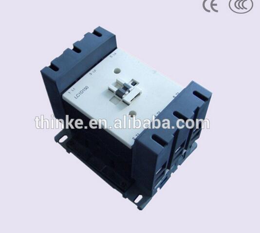 SC1-150 AC  LC1D-150 150Amp Contactor 24V 36V 110V 220V 380 Volts 50/60Hz ac contactor sc n5px
