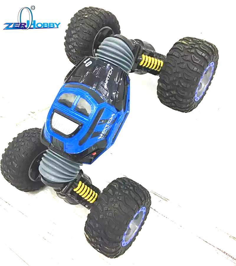 1/10 off-road vehicle four-wheel drive climbing car remote control deformation twisted car rechargeable children toy boy super climbing remote control car model off road vehicle toy four wheel drive