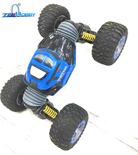 1/10 off-road vehicle four-wheel drive climbing car remote control deformation twisted car rechargeable children toy boy boy gift four wheel drive climbing 2 4g tipping remote control car off road stunt twisting high speed car deformation torque car